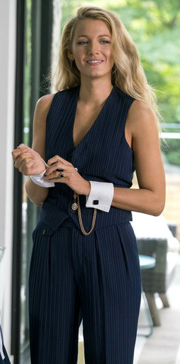 Emily's costumes 2 (a simple favor)