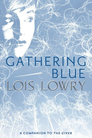Gathering Blue cover