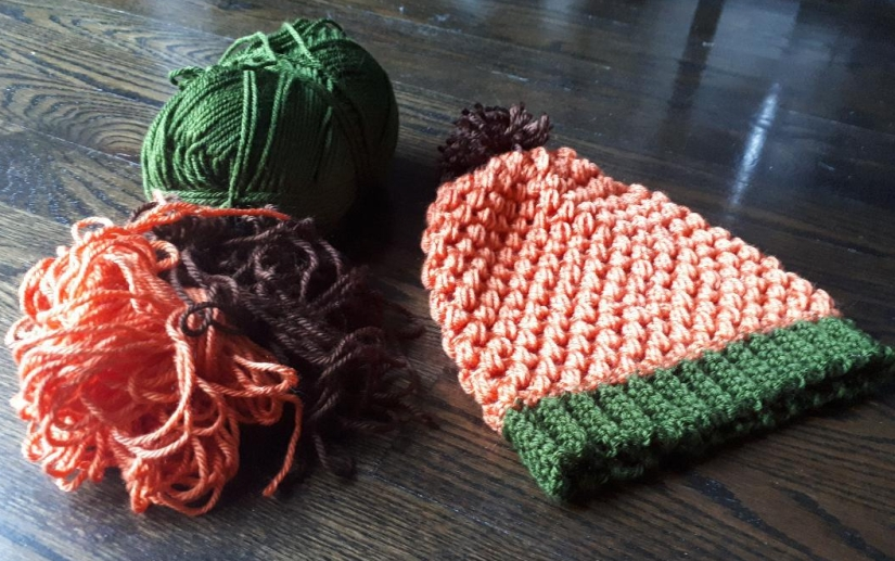 Pumpkin Patch Hat
