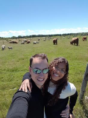 Taken at Lismore Sheep Farm