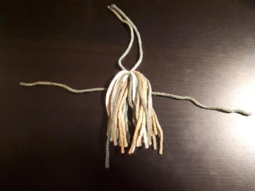 Tassle add decorative strap