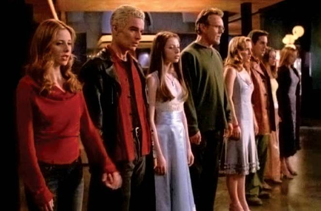 buffy musical
