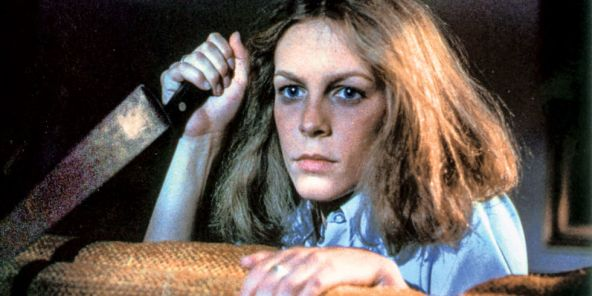 Halloween Laurie still