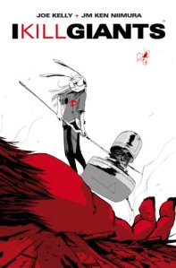 I Kill Giants comic