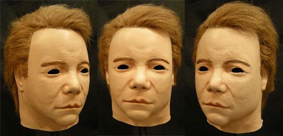 Shatner mask