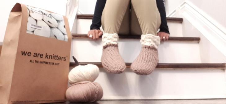 Slipper Socks 1
