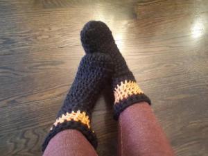 slipper-socks begginner
