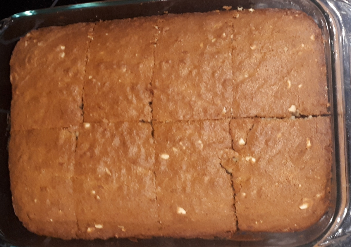 Recipe - Peanut Butter Banana Bread