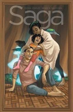Saga Vol 9