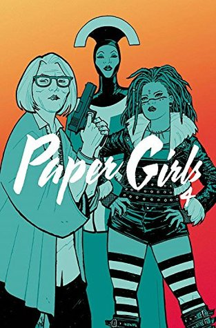 Paper Girls vol 4
