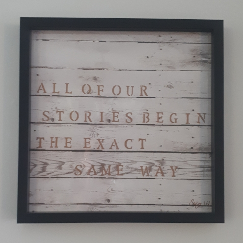 Saga Quote Decor