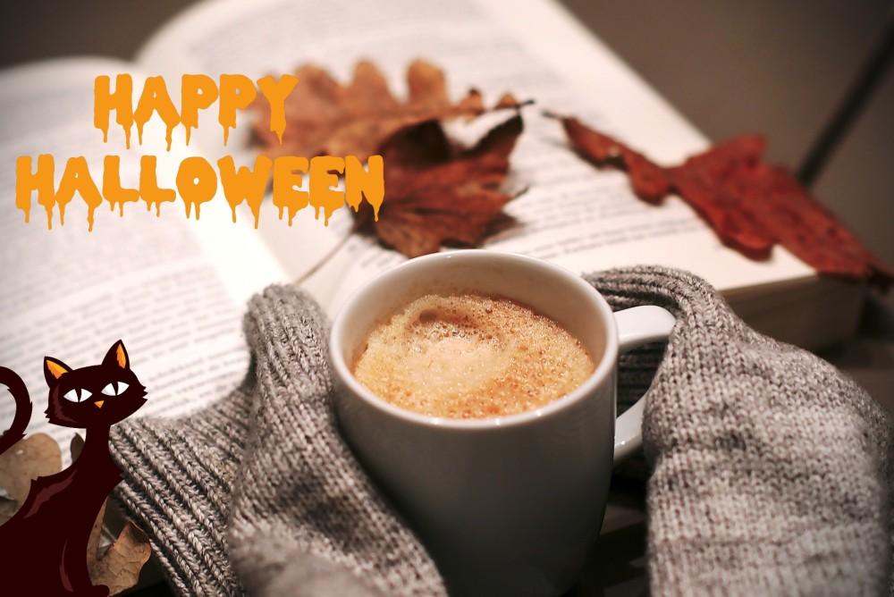 coffee halloween